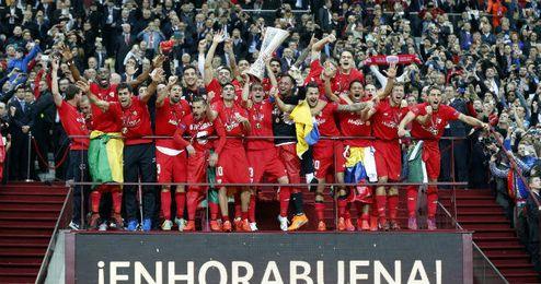 El Sevilla luchará por estar en la final de Basilea y repetir título.