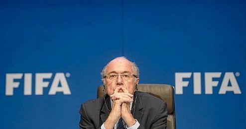 """""""Si se hubiera votado por EEUU, los estadounidenses no habrían tenido razones para atacar a la FIFA""""."""