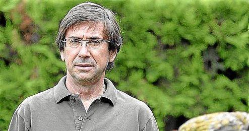Julio Cardeñosa, exjugador del Betis.