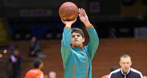 Tomeu Rigo ha debutado en ACB esta misma temporada