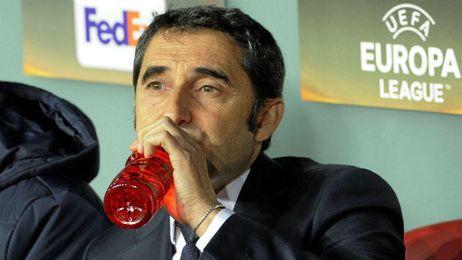 Valverde está contento en el Athletic.