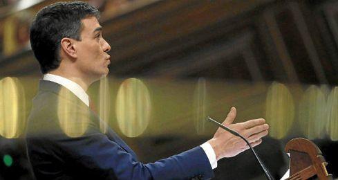 El congreso ha rechazado la investidura de Pedro S�nchez.