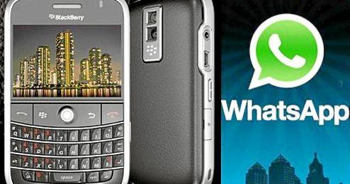Blackberry es una de las plataformas que dejara de disfrutar de Whatsapp.