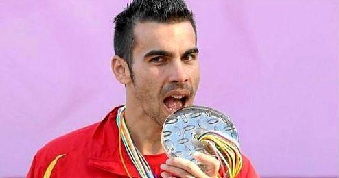 Los mejores atletas de Espa�a se dan cita en Madrid.