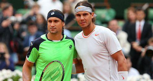 Ferrer y Nadal ser�n los primeros espadas del equipo espa�ol en su intento de regresar al Grupo Mundial.