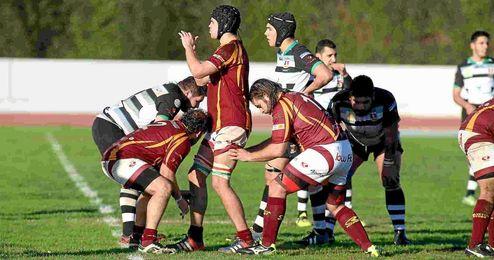 Imagen de archivo del Helvatia Rugby-CAR Cáceres.