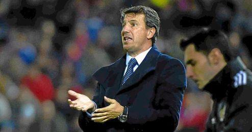 José González, técnico del Granada.