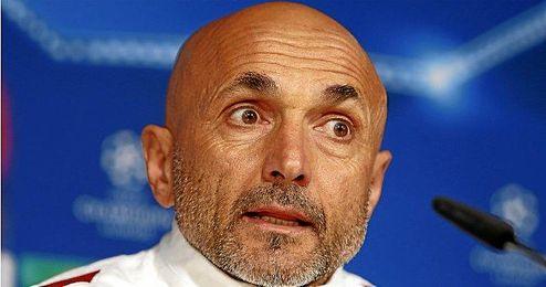 Spalleti ya fue verdugo del Real Madrid