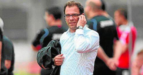 Georg Heitz, director deportivo del Basilea.