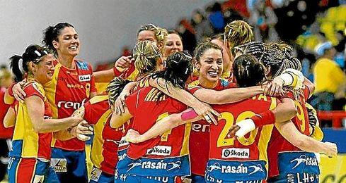 España se medirán de nuevo con la selección holandesa, el próximo sábado en León.
