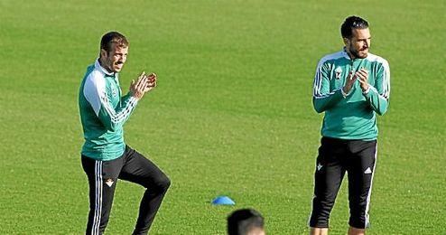 Podría haber noticias sobre el futuro de ´VdV´, en la imagen junto a Xavi Torres, en breve.