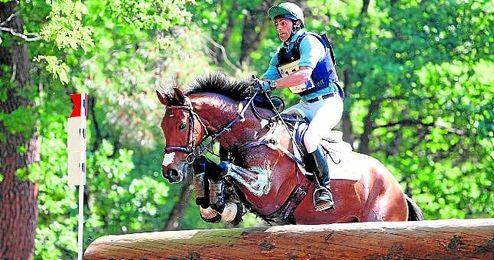 El caballo ´Hito CP´ será uno de los representantes sevillanos en los próximos Juegos Olímpicos de Río de Janeiro (Brasil).