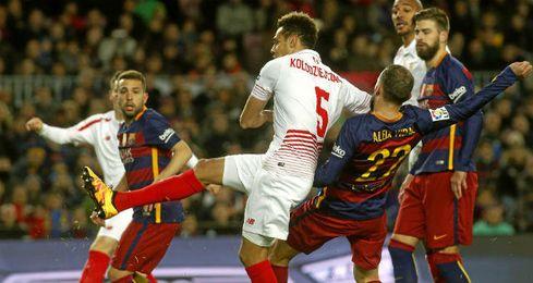 El Barcelona quiere la final temprano.