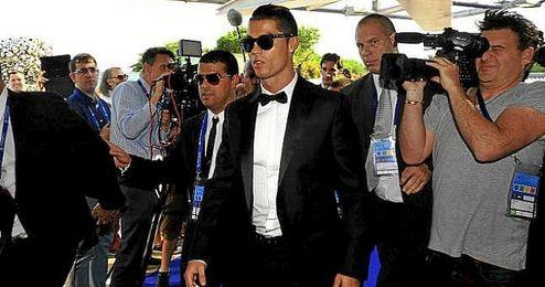 Cristiano Ronaldo hab�a sido relacionado con la empresa Proto Group.