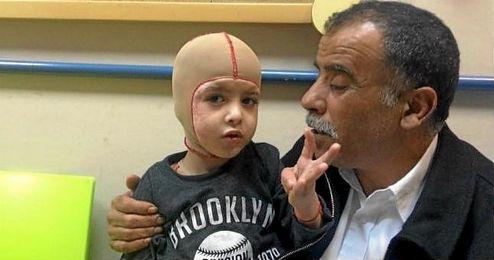 Ahmad Dawabshe sobrevivi� a un ataque de extremistas israel�s.