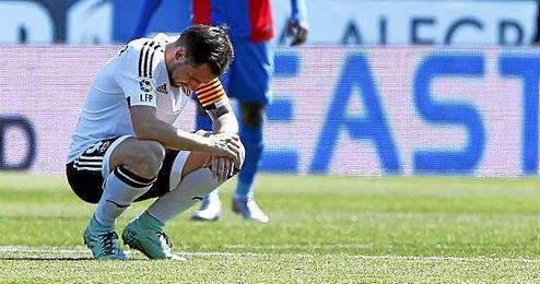 El conjunto valencianista se encuentra en uno de sus peores momentos competitivos.