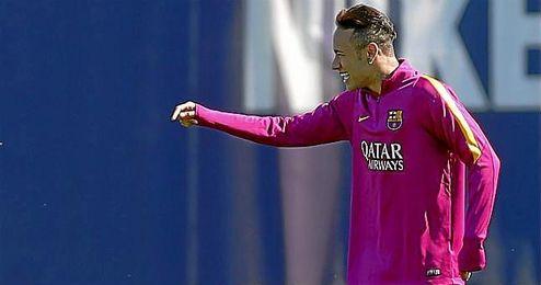 """""""Estoy muy feliz en el Barcelona. Es un equipo en el que me siento en casa""""."""