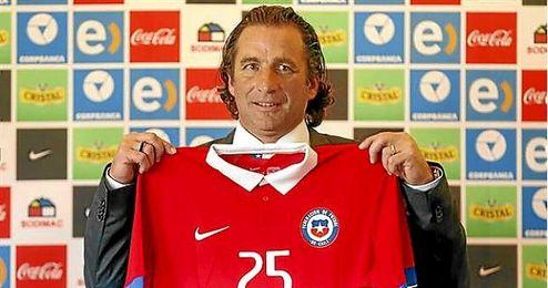 Pizzi, seleccionador de La Roja