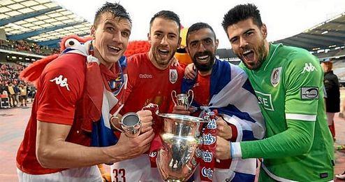 Primer título de Valdés en Bélgica.