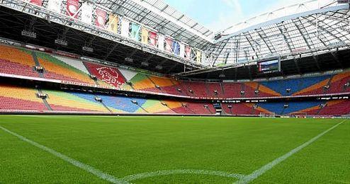 El Amsterdam Arena, lugar del partido.