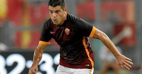 """""""En la Roma hay muchos jugadores que bromean y todos son buena gente""""."""