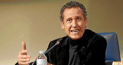 Valdano ha recordado al figura de Johan Cruyff.