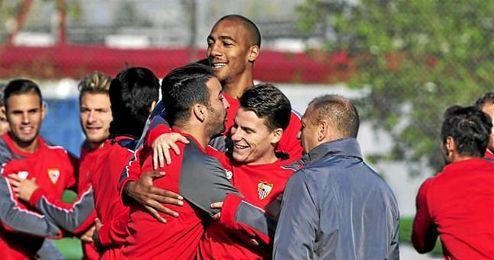 Los franceses del Sevilla F.C.