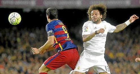 Marcelo firmó una gran actuación.