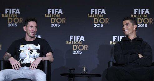 Messi y Ronaldo volcerán a acaparar todo el protagonismo.