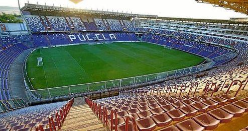 La final de la Copa del Rey de Rugby se celebrará en el Estadio José Zorrilla.