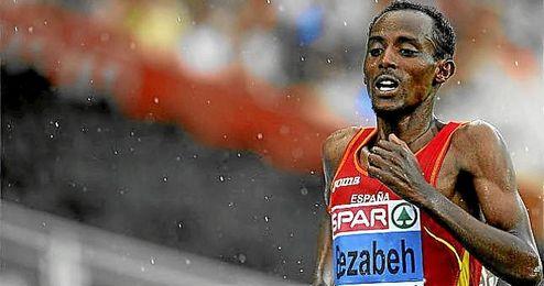 Bezabeh debutará en el Maratón de Rotterdam.