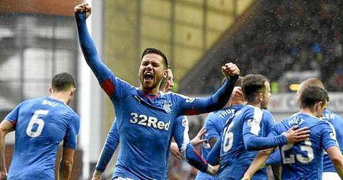 El mítico Glasgow Rangers ´ya está´ de regreso.