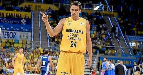"""""""Estoy listo para volver a la cancha"""", confes� el jugador de baloncesto."""
