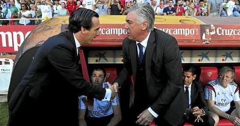 El técnico español no dudó en poner como referente de los banquillos italianos a Arrigo Sacchi.