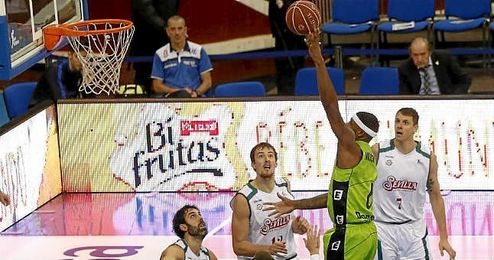 El CB Sevilla ya ganó en San Sebastián en la primera vuelta.