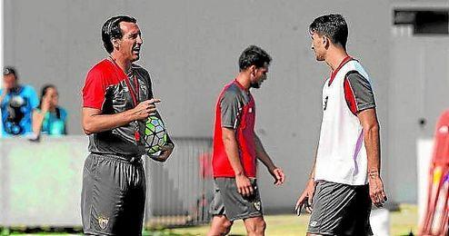 Juan Muñoz podría tener sus opciones en Mestalla.