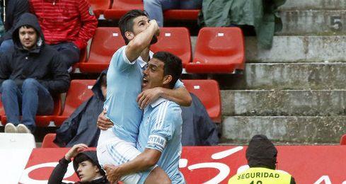 El Celta ganó y saca cuatro puntos de ventaja al Sevilla.