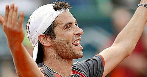 Albert Monta��s lleg� hasta semifinales en el pasado ATP 250 de Marrakech.