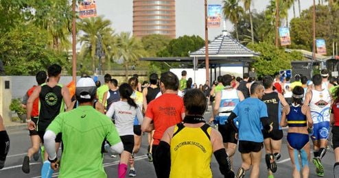 La maratón de Sevilla seguirá ofreciendo espectáculo en 2017.