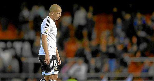 Feghouli acaba contrato el 30 de junio