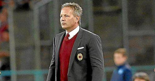 Mihajlovic deja de ser el entrenador del Milan