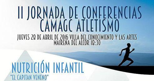 II Jornada de Conferencias CAMAGC Atletismo