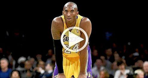 Kobe Bryant puso punto y final a su carrera en la NBA en el partido ante Utah Jazz.
