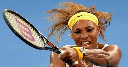 Serana Williams, número 1 de la WTA con 8.625 puntos