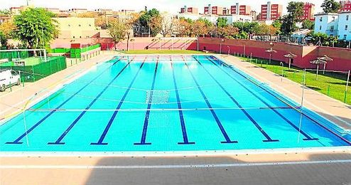 Con esta obra, se conf�a en que la piscina del Tiro de L�nea pueda reabrir en 2016.