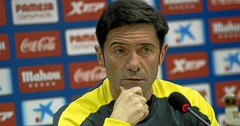 El Villarreal puede jugar un papel importante en la resolución del título, algo de lo que Marcelino ha asegurado no estar pendiente.