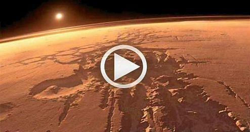 Musk pretende que el hombre llegue a Marte.