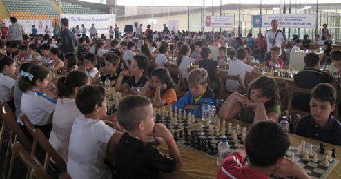 X Fiesta del ajedrez