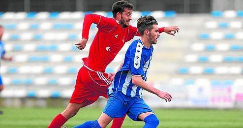 El loreño Nino, baja esta jornada por lesión, presiona a Gordi (Estrella).?