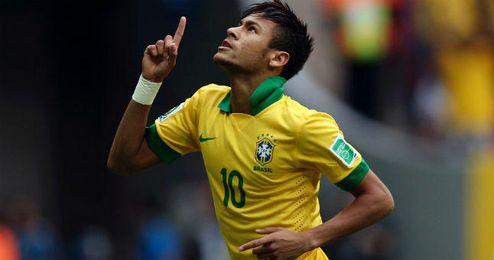 Neymar ha tenido que elegir entre JJ.OO. y Copa Am�rica.